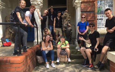 Under25Routes UK – Laboratory Week Blog